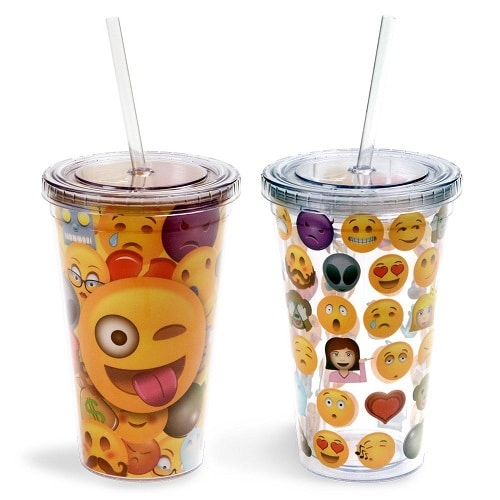 Emoji Tumbler - Gifts For Kids Just Because