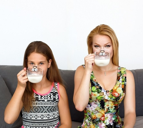 The Original Cat Beard Mug - Gifts For Kids Just Because