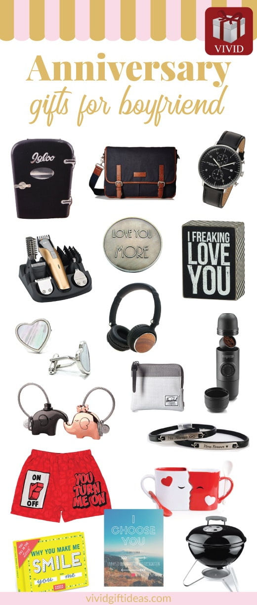 Anniversary Gifts for Boyfriend | Anniversary Gifts Ideas for Him