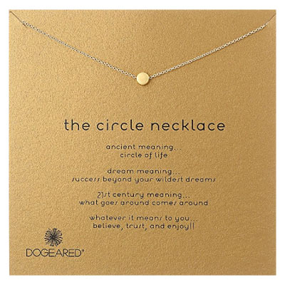 Dogeared The Circle Necklace