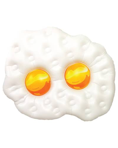 Fried Eggs Pool Floats - Anniversary Gifts for Boyfriend