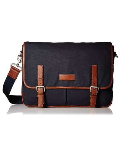 Fossil Graham East West Messenger Bag. Men's fashion