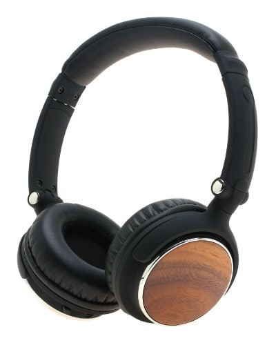 Symphonized Sensation Wood Headphones. Tech gifts for him