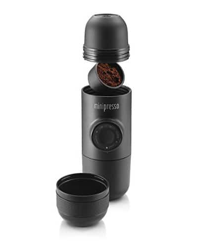 MiniPresso GR Espresso Maker. Anniversary Gifts for Your Boyfriend.
