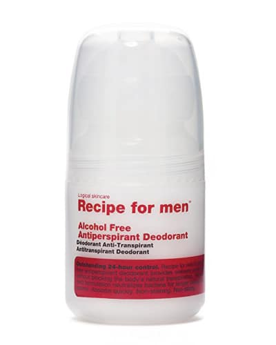Recipe for Men Antiperspirant Deodorant (anniversary gifts for boyfriend)