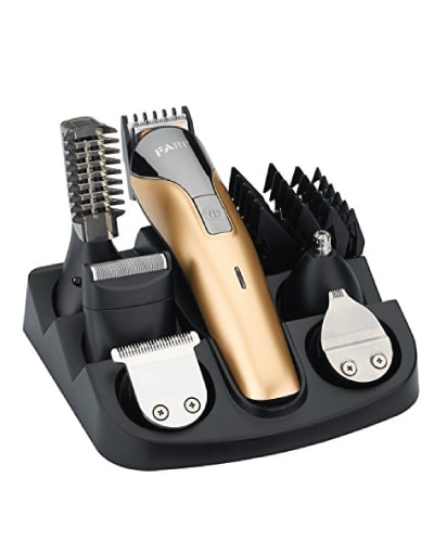 All In One Hair Grooming Kit. Holiday gift guide for men 2017.