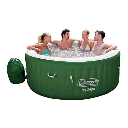Inflatable Spa Hot Tub - best wedding gift ideas for bride and groom