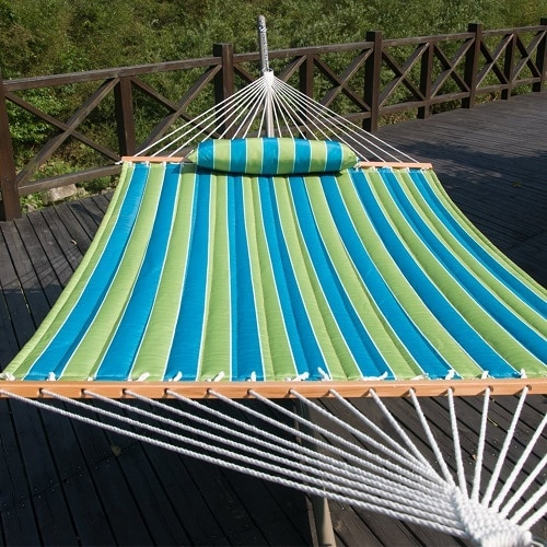 Hammock For Two - best wedding gifts for bride and groom