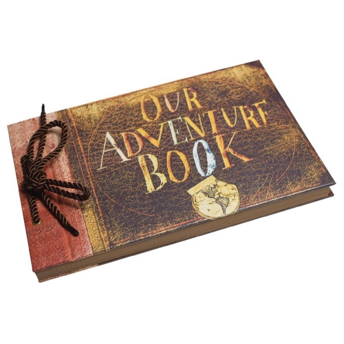 Our Adventure Book - best wedding gift ideas for bride and groom