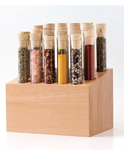 Spiceologist Block -Starter Set with 22 Spices (best wedding gifts)