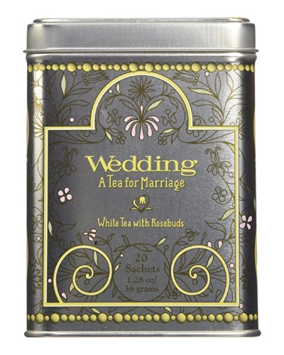 A Tea for Marriage Wedding Tea - best wedding gift ideas for bride and groom