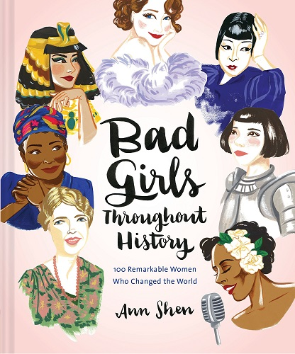 Bad Girls Throughout History. Christmas gifts for teen girls.