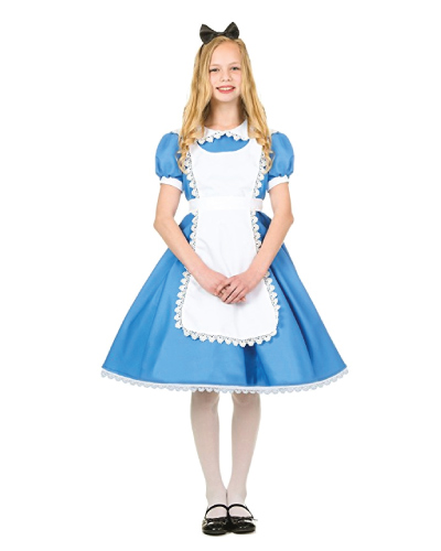 Alice in The Wonderland Costume