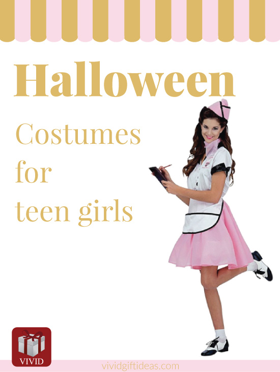 Halloween costumes for teen girls