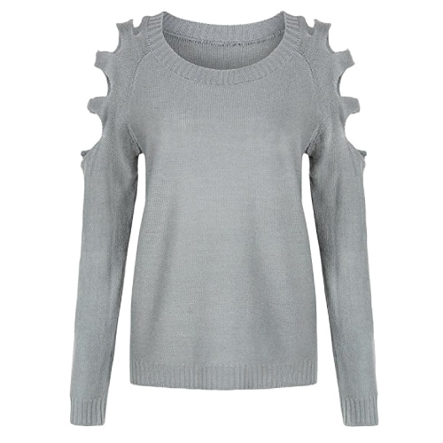 Cutout Style Knit Sweater. Latest sweater outfits. Fall outfits women.