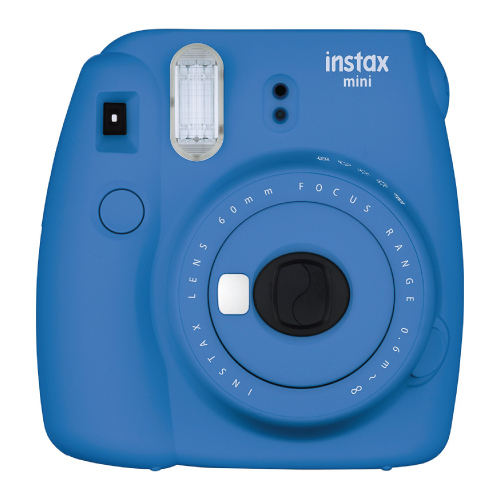 Fujifilm Instax Mini 9 Instant Camera. Tech gadget gifts for her. Christmas gifts for teenagers.