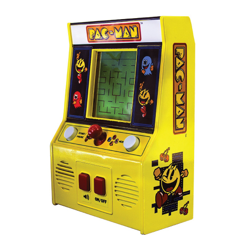 Pac-Man Mini Arcade Game. Teen gifts Christmas. #game