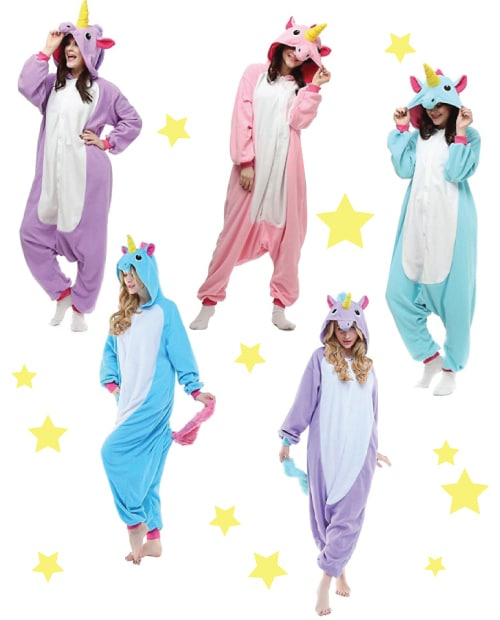 Unicorn costume- Group costume ideas for Halloween
