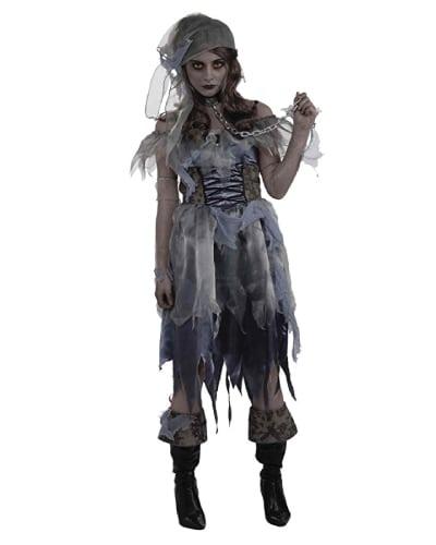Caribbean Ghost Girl. Teen costume ideas.