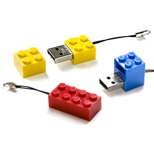 Lego Blocks Shape USB Memory Stick. Boss Day gifts. Office supplies.