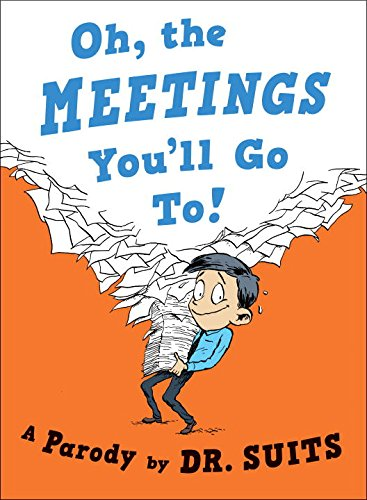 Oh, The Meetings You'll Go To! (Bosses Day gift ideas for men and women)