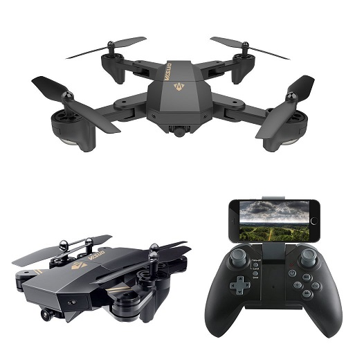 Cool RC Camera Drone. Tech gifts for men. Christmas gifts for teen boys.