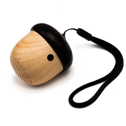 Mini Nut Speaker- Stocking stuffers for him