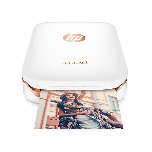 HP Sprocket Portable Photo Printer. Tech gifts for her. Christmas gifts for college students.