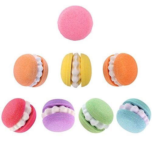 Macaron Bath Bombs- Bosses Day gift ideas for women