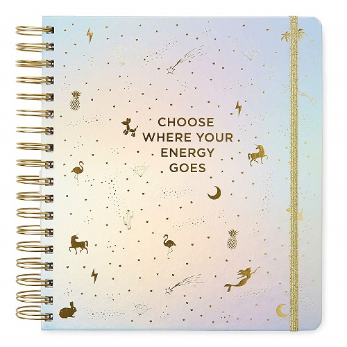 Choose Where Your Energy Goes Planner