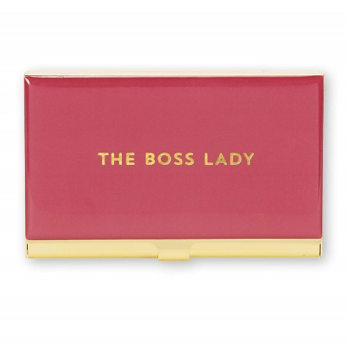C.R. Gibson Business Card Holder