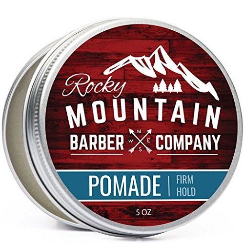 Pomade for Men. Holiday gifts for boyfriend. #christmas