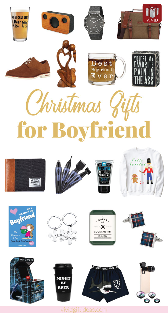 Christmas Gifts For Boyfriend (2017 Holiday Gift Guide For Men)