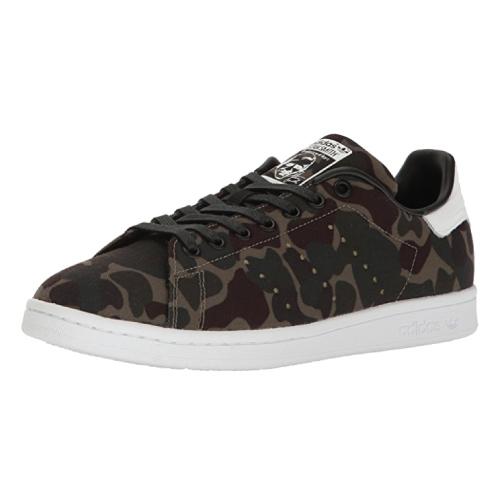AdidasStan Smith Fashion Sneaker. Teen guys fashion. Christmas gifts for teen boys. #swag