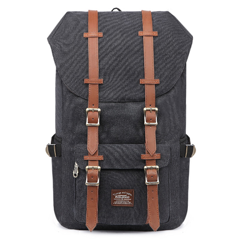 Good Canvas Backpack. School bag for guys. Christmas gifts for teen boys.