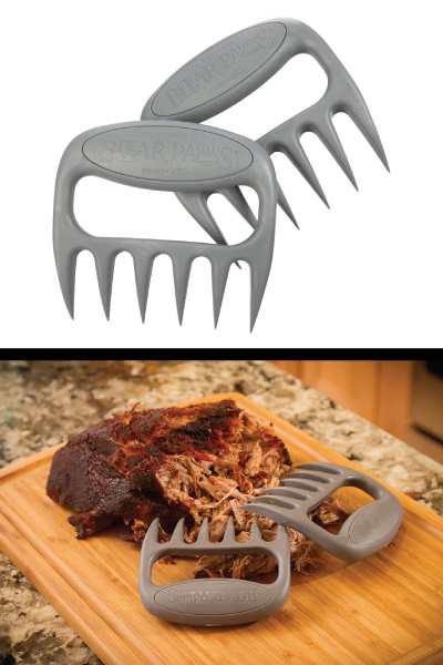 The Original Bear Paws Shredder Claws- Stocking stuffer ideas for men.