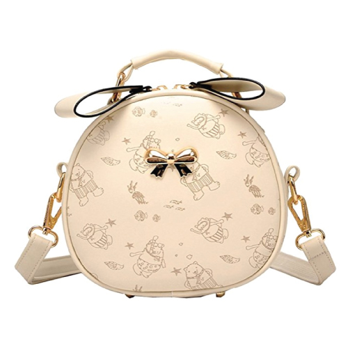 Vintage Bowknot Cross Body Bag