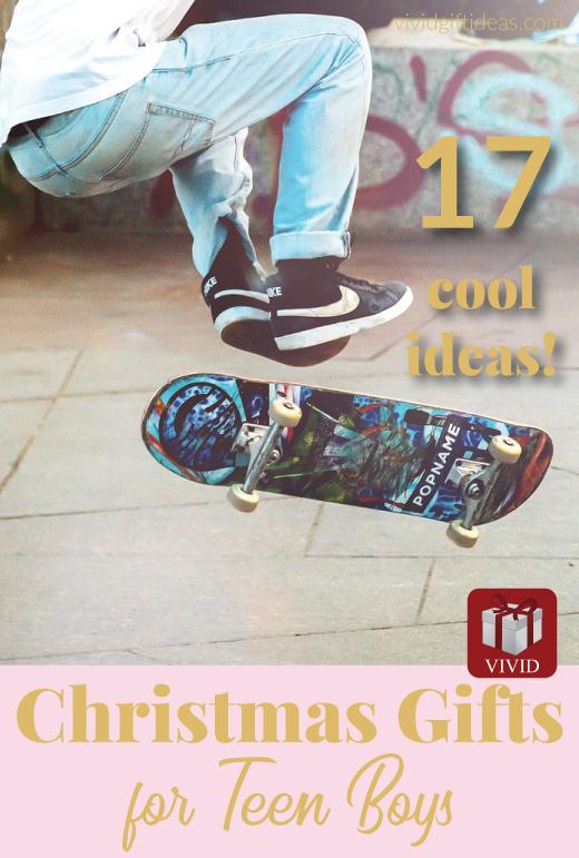 Teen Boy Gifts Christmas