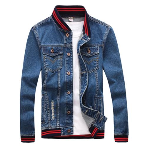 Denim Jacket. Teen boy fashion swag. Christmas gifts for teen guys.