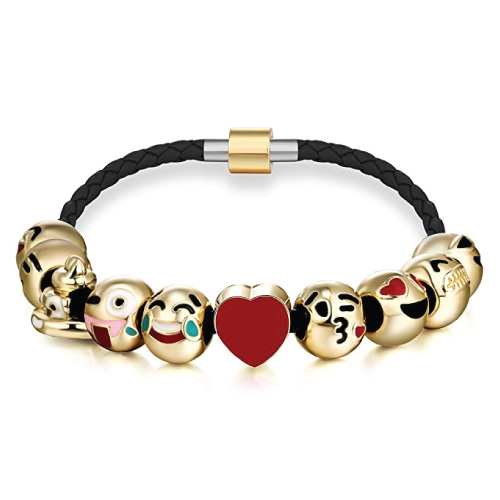 Emoticon Bracelet