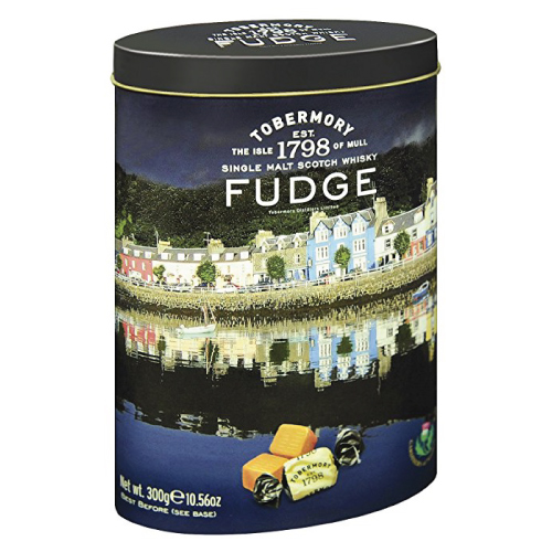 Gardiners of Scotland Whisky Fudge. Bosses Day gifts ideas.