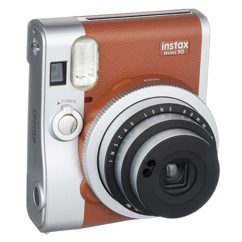 Fujifilm Instax Mini 90 Instant Film Camera (Christmas gifts for college students)
