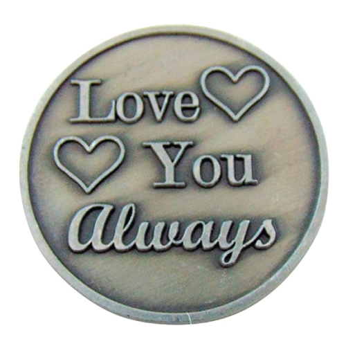 Love Token- Long distance relationship gifts. Gifts for boyfriend long distance. #christmas