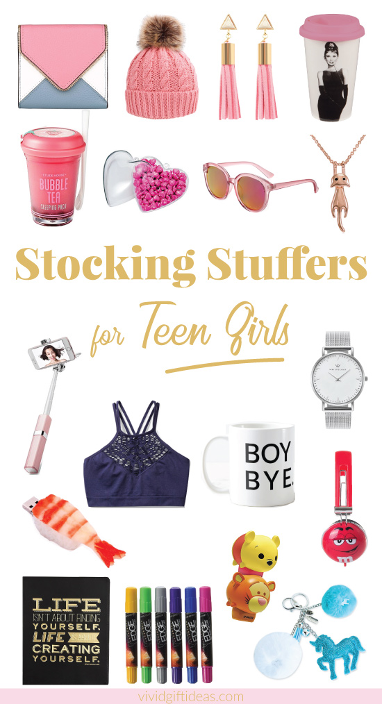 christmas gifts for teens stocking stuffer ideas for teen girls