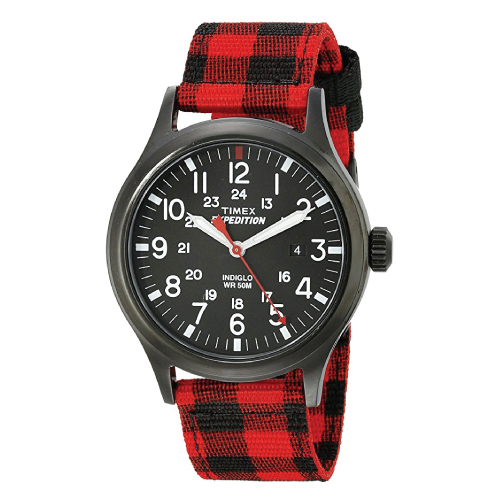 Timex Mens Expedition Scout 40 Watch. Teen guys fashion. Christmas gifts for teen boys.