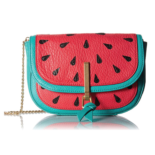 Vera Bradley Watermelon Slice Bag. Holiday gift guide for her. (Christmas gifts for college students)