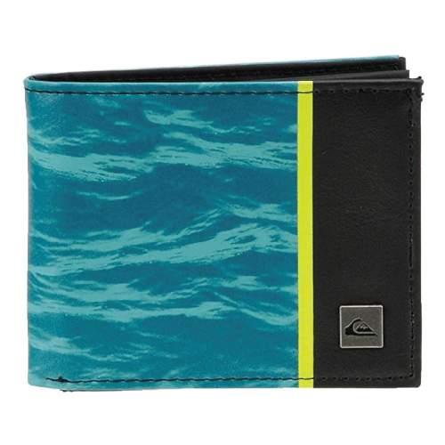 Quiksilver Moroccan Blue Wallet (Christmas gifts for teen boys)