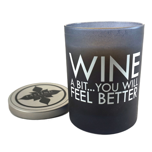 Wine Expressions Cabernet Candle. Bosses Day gift ideas.