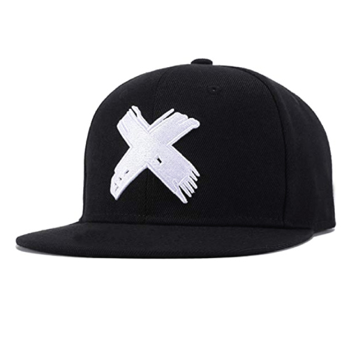Big X Snapback Hat
