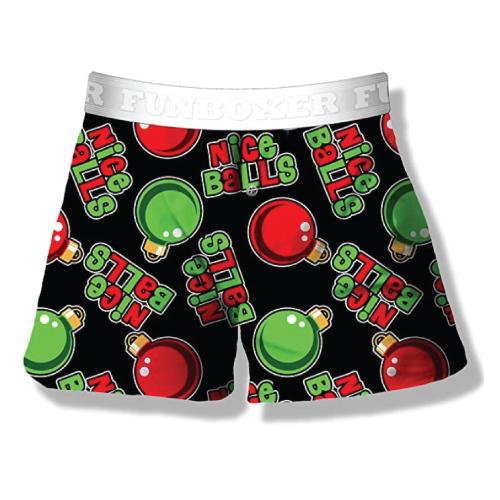 Xmas Boxer Shorts